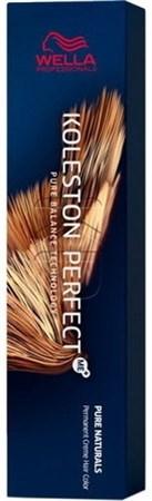 Wella Professionals Koleston Perfect Pure Naturals 7/37 - Блонд золотисто-коричневый 60мл - фото 6392