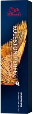 Wella Professionals Koleston Perfect Rich Naturals 8/38 - Светлый блонд золотой жемчуг 60мл - фото 6408