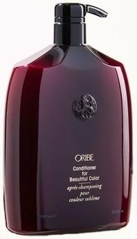 Oribe Color Conditioner for Beautiful Color - Кондиционер Великолепие цвета для окрашенных волос 1000мл - фото 6465