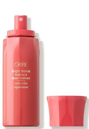 Oribe Bright Blonde Radiance and Repair Treatment - Концентрат восстановление и блеск блондированных волос 125мл - фото 6479