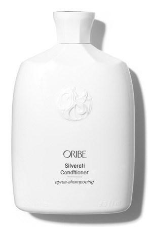 Oribe Silverati Conditioner - Кондиционер для окрашенных в пепельный и седых волос Благородство серебра 1000мл - фото 6482