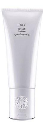 Oribe Silverati Conditioner - Кондиционер для окрашенных в пепельный и седых волос Благородство серебра 200мл - фото 6483