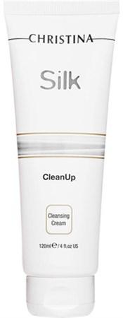Christina Silk Clean Up Cream - Крем нежный для очищения кожи 120мл - фото 6490