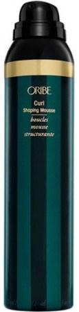 Oribe Curl Shaping Mousse - Моделирующий мусс для укладки вьющихся волос 175мл - фото 6531