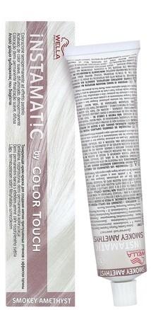 "Wella Professionals Color Touch Instamatic - Мягкая тонирующая крем-краска ""Дымчатый аметист"" 60мл - фото 6657"