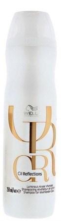 Wella Oil Reflections Shampoo - Шампунь для интенсивного блеска волос 250мл - фото 6702