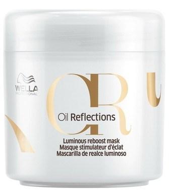 Wella Oil Reflections Mask - Маска для интенсивного блеска волос 150мл - фото 6704
