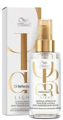 Wella Oil Reflection Light OIL - Разглаживающее масло для интенсивного блеска 100мл - фото 6707
