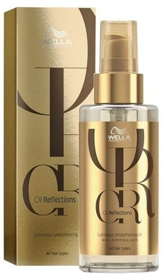 Wella Oil Reflections Smoothening - Масло разглаживающее 100мл - фото 6708