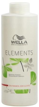 Wella Professionals Elements Renewing Shampoo - Обновляющий шампунь 1000мл - фото 6712