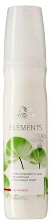 Wella Professionals Elements Conditioning Leave-in Spray - Спрей несмываемый увлажняющий 150мл - фото 6717