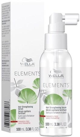 Wella Professionals Elements Hair Strengthening Serum - Сыворотка обновляющая для волос и кожи головы 100мл - фото 6718