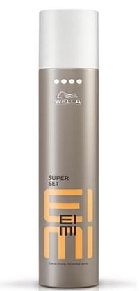 Wella Professionals EIMI Super Set - Лак для волос экстрасильной фиксации 500мл - фото 6742