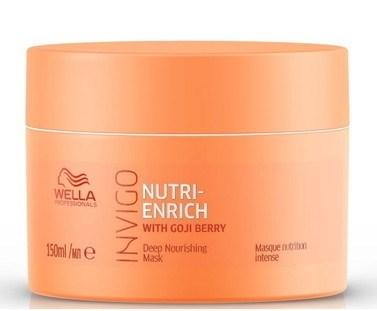 Wella Professionals INVIGO Nutri-Enrich Deep Nourishing Mask - Питательная маска-уход 150мл - фото 6766