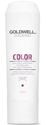 Goldwell Dualsenses Color Brilliance Conditioner - Кондиционер для блеска окрашенных волос 200мл - фото 6932