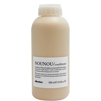 Davines Essential Haircare NOUNOU Nourishing illuminating cream - Кондиционер 1000мл питательный - фото 8273