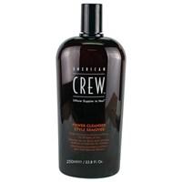 American Crew Power Cleanser Style Remover - Шампунь очищающий волосы от укладочных средств 250мл