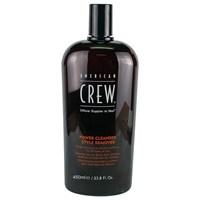 American Crew Power Cleancer Style Remover - Шампунь очищающий волосы от укладочных средств 450мл