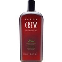 American Crew 3 in 1 Tee Tree - 3-в-1 Уход за Волосами и Телом с экстрактом Чайного Дерева 100мл