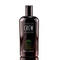 American Crew 3 in 1 Tee Tree - 3-в-1 Средство по Уходу за Волосами и Телом с экстрактом Чайного Дерева 450 мл
