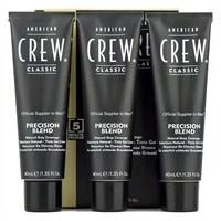 American Crew - Камуфляж Блонд 3 х 40мл для седых волос 7.8