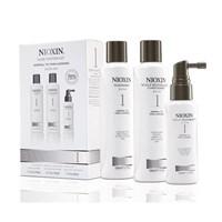 Nioxin System 1 Kit - Ниоксин набор (Система 1) 150 мл+150 мл+50 мл