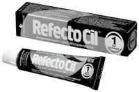 RefectoCil №1 Черный - Краска для бровей и ресниц 15мл