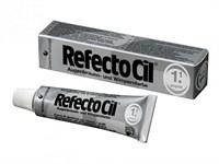 RefectoCil №1.1 Графит - Краска для бровей и ресниц 15мл