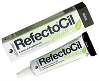 RefectoCil SENSITIVE - Краска для бровей и ресниц черная 15мл