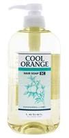 Lebel Cool Orange Hair Soap Super Cool - Шампунь Супер Холодный Апельсин 600мл для волос
