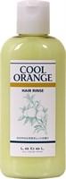Lebel Cool Orange Hair Rinse - Бальзам ополаскиватель Холодный Апельсин 200мл