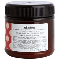 Davines Alchemic Conditioner for natural and coloured hair (red) - Кондиционер Алхимик 250мл для натуральных и окрашенных волос (красный)