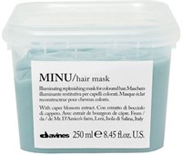 Davines Essential Haircare MINU Hair Mask - Маска 250мл восстанавливающая для окрашенных волос