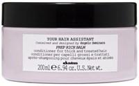 Davines Your Hair Assistant Prep Rich balm - Интенсивный кондиционер для подготовки к укладке поврежденных волос 200мл