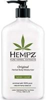 Hempz Original Herbal Moisturizer - Молочко для тела увлажняющее оригинальное 265мл