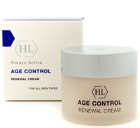 Holy Land Age Control Renewal Cream - Крем обновляющий 50мл