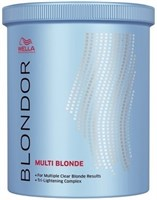 Wella Blondor Multi Blonde - Порошок для блондирования 800мл