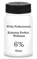 Wella Professionals Koleston Perfect Welloxon - Окисид 6% для окрашивания волос 80мл