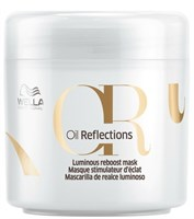 Wella Oil Reflections Mask - Маска для интенсивного блеска волос 150мл