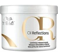 Wella Oil Reflections Mask - Маска для интенсивного блеска волос 500мл