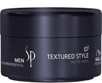 Wella SP Men Textured Style - Паста для укладки с матовым эффектом 75мл