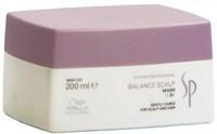 Wella SP Balance Scalp Mask - Маска для чувствительной кожи головы 200мл