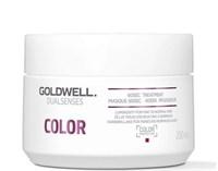 Goldwell Dualsenses Color 60SEC Treatment - Маска уход 60 секунд для блеска окрашенных волос 200мл