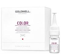 Goldwell Dualsenses Color Lock Serum - Сыворотка для сохранения цвета для нормальных и тонких волос 12 х 18мл