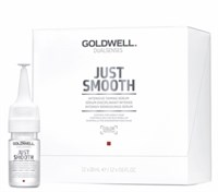 Goldwell Dualsenses Just Smooth Taming Serum - Сыворотка интенсивная усмиряющая 12 х 18мл