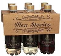 Men Stories Wash Me - Набор шампуней для волос 6 шт