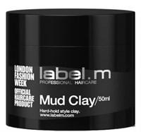 label.m Mud Clay - Глина моделирующая для волос 50мл