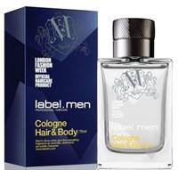 label.M men Cologne Hair & Body - Одеколон для Волос и Тела 75мл