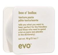 EVO box o'bollox texture paste - Текстурирующая паста для волос 90гр