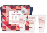 """EVO Tropic Thunder repair travel set - Набор восстановление для волос """"Гром в Раю"""" 30 + 30 + 30мл"""